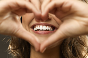 Heart Smile STOCK PHOTO